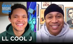 LL Cool J - Celebrating Hip-Hop & Speaking Truth | The Daily Social Distancing Show