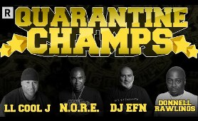 """LL Cool J On His Hit Show """"Rock The Bells,"""" Donnell Rawlings Talks """"Chappelle's Show""""   Drink Champs"""