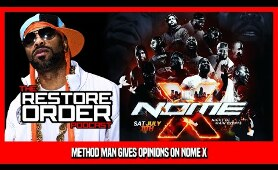 METHOD MAN GIVES NOME X PREDICTIONS AND CONVO