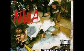 NWA - Niggaz 4 life