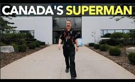Canada's Superman