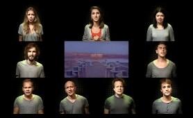Studio Accantus - Uwolnij nas (Książę Egiptu) - otwarcie piątego sezonu