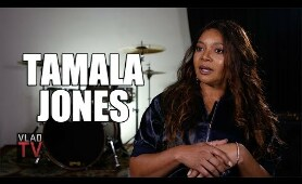 Tamala Jones on Dating Nate Dogg, Drama in the Relationship (Part 9)